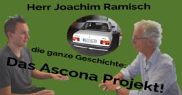 Joachim Ramisch Ascona Projekt